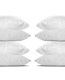 Pillow Protectors, King - 8 Pieces