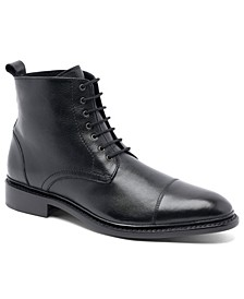 "Men's Monroe Lace-Up 6"" Goodyear Casual Dress Boots"