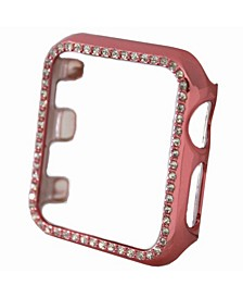 Acrylic Rhinestone Apple Watch Case Protector
