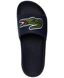 Lacoste Men's Croco 120 2 US Slide Sandals