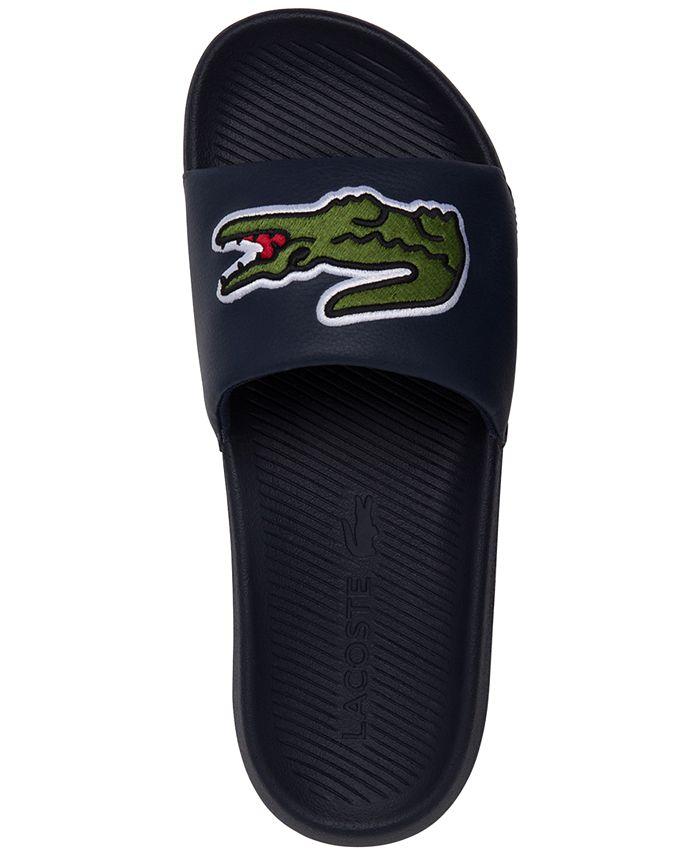 Lacoste - Men's Croco 120 2 US Slide Sandals