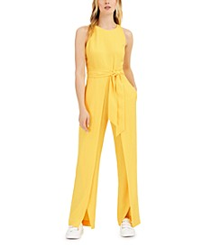 INC Walk Through Jumpsuit, Created For Macy's