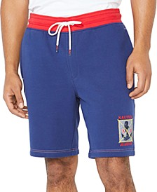 Jeans Co. Men's Patch Knit Shorts