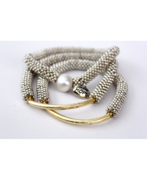 Mesh Barre Bracelets