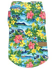 Hawaiian Camp Dog Shirt