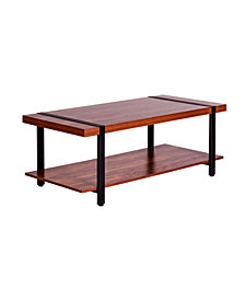 OneSpace Bourbon Foundry Coffee Table