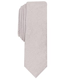 I.N.C. Men's Solid Shimmer Tie, Created For Macy's