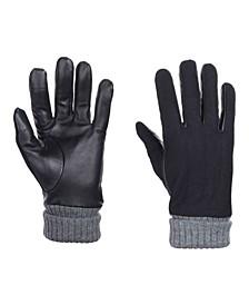 Men's Stretch-Fit Winter Gloves