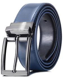 Men's Traditional Reversible Leather Belt