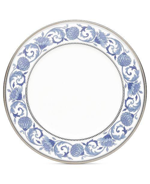 Noritake Dinnerware, Sonnet in Blue Dinner Plate