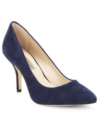 INC Women's Zitah Embellished Pointed Toe Pumps, Created for Macy's