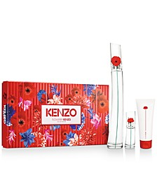 Flower by Kenzo Eau de Parfum 3-Pc Gift Set