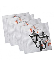 "Rowan Set of 4 Napkins, 18"" x 18"""