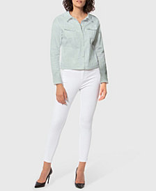 Lola Jeans Plus Size Classic Denim Jacket