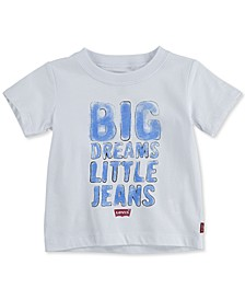 Baby Boys Short Sleeve Graphic Tee
