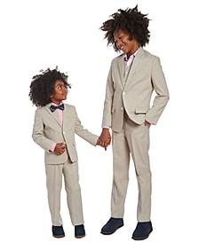 Toddler, Little & Big Boys Heather Suit Sets & Separates
