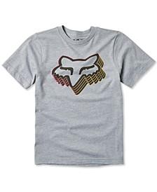 Big Boys Warp Speed Cotton T-Shirt