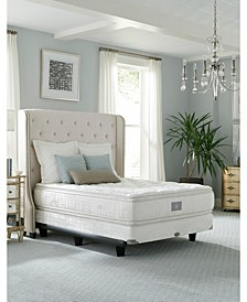 "Classic by Shifman Meghan 15"" Plush Pillow Top Mattress - Twin, Created for Macy's"
