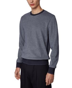 Boss Men's Stadler Two-Tone Sweater