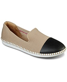 Women's Cleo Stitch Casual Flats from Finish Line