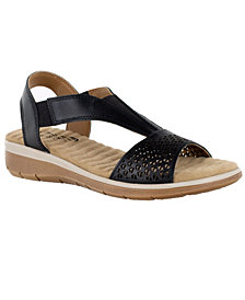 Easy Street Marley Leather Sandals