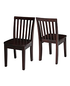 Mission Juvenile Chairs, Set of 2