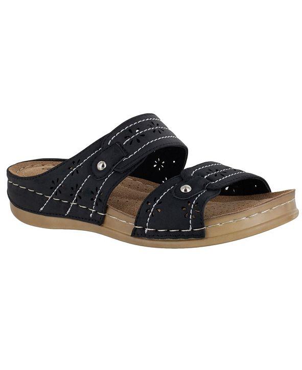 Easy Street Cash Comfort Sandals