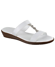 Anna Slide Sandals