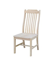 Steambent Mission Chairs, Set of 2