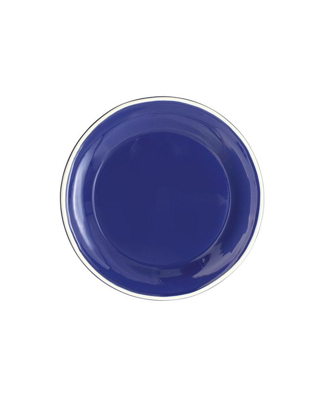 VIETRI Chroma Blue Salad Plate