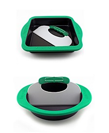 Perfect Slice 4-Pc. Bakeware Set