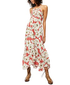 Heatwave Printed Maxi Dress