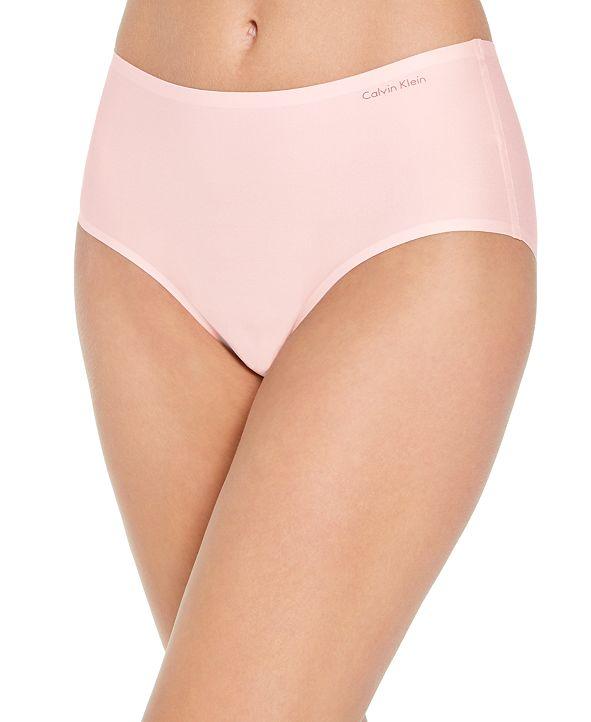 Calvin Klein Women's One Size High-Waist Hipster Underwear QF5606