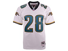 Jacksonville Jaguars Men's Replica Throwback Jersey Fred Taylor