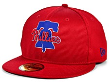 Kids Philadelphia Phillies 2020 Clubhouse 59FIFTY-FITTED Cap