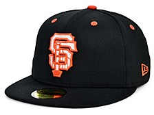 San Francisco Giants 2020 Men's Batting Practice Fitted Cap
