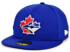 Toronto Blue Jays 2020 Men's Batting Practice Fitted Cap