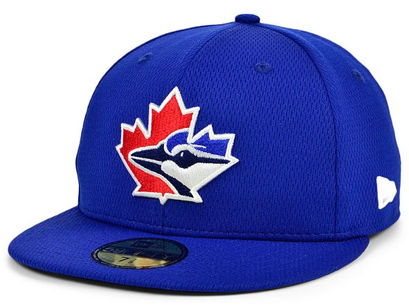 New Era Toronto Blue Jays 2020 Men's Batting Practice Fitted Cap