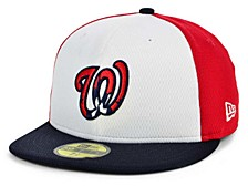 Kids Washington Nationals 2020 Batting Practice 59FIFTY-FITTED Cap