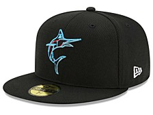 Miami Marlins 2020 Men's Spring Training Fitted Cap