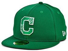 Cleveland Indians 2020 Men's St. Pattys Day Fitted Cap