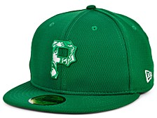 Pittsburgh Pirates 2020 Men's St. Pattys Day Fitted Cap
