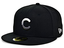 Chicago Cubs Men's Faded Fitted Cap