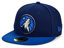 Minnesota Timberwolves The Pennant Patch 59FIFTY-FITTED Cap