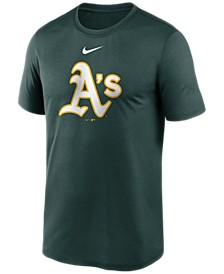 Oakland Athletics Men's Logo Legend T-Shirt