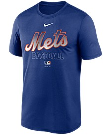 New York Mets Men's Authentic Collection Legend Practice T-Shirt