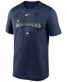 Seattle Mariners Men's Authentic Collection Legend Practice T-Shirt