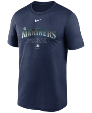 Nike Seattle Mariners Men's Authentic Collection Legend Practice T-Shirt
