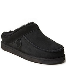 Fireside by Men's Griffith Moc Toe Clog Slippers