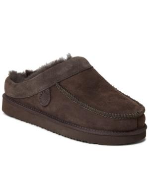 Men's Griffith Moc Toe Clog Slippers Men's Shoes